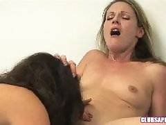 ClubSapphic - Melissa Monet Interrogating Sa...