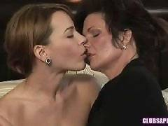 ClubSapphic - MILF Deauxma Seducing College ...