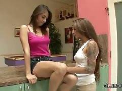 Club Filly - HD - Gia Jakarta and Sara Luv Taste...